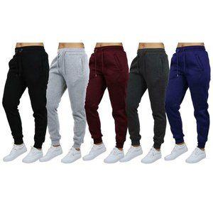 Galaxy by Harvic Women Slim Fit Sweatpants NEW XL